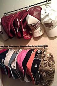 11 Ways to Organize Your Closet | Storage organization, Baseball cap and  Organizations