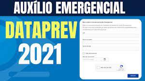 Consulta Auxilio Emergencial DATAPREV 2021 - YouTube