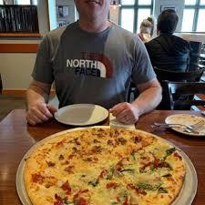 photo of fat pie pizza bellingham wa united states half half wriggley
