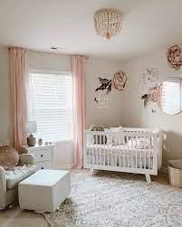 baby girl room girl nursery room
