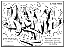 Small Picture Multicultural Graffiti Free Coloring Pages New York City themes