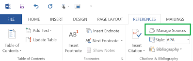 footnotes and works cited how to use microsoft words works cited tools sources footnotes
