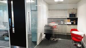 office glass frosting. Plain Striped Frost Office Glass Frosting
