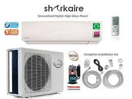 110 volt air conditioner. 12000 BTU, Sharkaire Mini Split Air Conditioner, 110 Volt, 14 SEER Heat Pump Volt Conditioner R