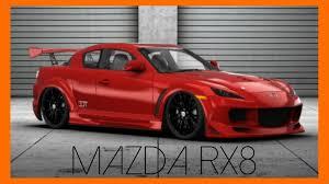 mazda rx8 modified red. mazda rx8 modified red a