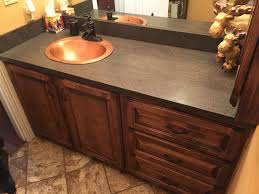 Knotty Alder Wood Cabinets Custom Bathroom Vanity Wood Knotty Alder Stain Early American