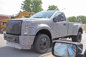 Spied 2020 Ford F Series Super Duty In F 250 And F 450 Form