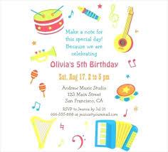 Make Birthday Party Invitations Birthday Invitation Templates Free New Brilliant Kids Party
