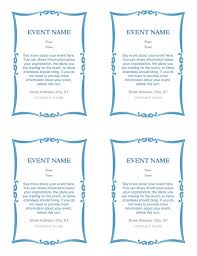 Invitation Free Templates Invitations Office Com