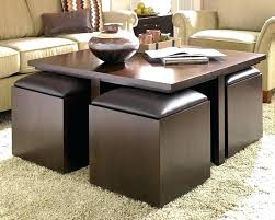 round coffee table with storage coffee table with stools and storage coffee table with storage stools