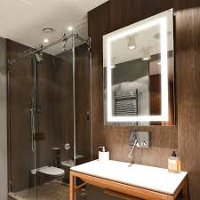 Vanity mirror ideas Lights Dyconn Faucet Edison Led Wall Mounted Backlit Vanity Bathroom Led Mirror With Touch Onoff Dimmer Brookwoodbaptorg Wow Best Bathroom Mirror Ideas To Enhance Your Bathroom