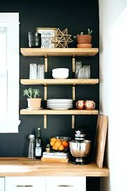 build wall shelves home decorating ideas kitchen shelf itself build wall shelves wood kitchen