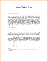 Different Business Letter Styles Image Collections Letter