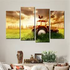 Paintings For Living Room Walls Online Get Cheap Harvest Painting Aliexpresscom Alibaba Group