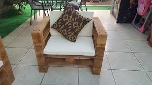 pallet patio chair pallet patio chair