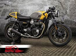 air cleaner kit for triumph street twin