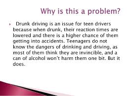 essay on teenage drunk driving  drunk driving essays and papers 123helpme com