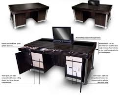 dual office desk. High Tech Office Desk - Contemporary Home Furniture Check More At Http:// Dual