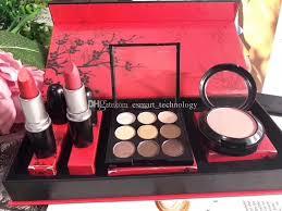 m ac brand makeup highlighter bronzer blush eyeshadow palette matte lipstick rouge a levre set makeup branded makeup sets from esmart technology