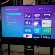 Best Element Uhd 4k 55 Inch Smart Tv for sale in Port Huron, Michigan 2019 Huron