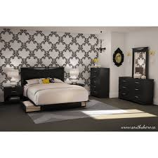 South Shore Bedroom Furniture South Shore Soho 6 Drawer Double Dresser Multiple Finishes
