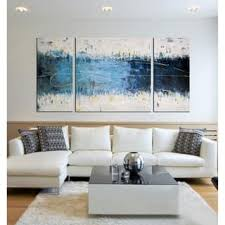 >art gallery shop our best home goods deals online at overstock  oliver james hand painted canvas art set 3 pieces