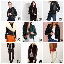 leather jacket 3 leather jacket 4 19 faux leather biker jacket