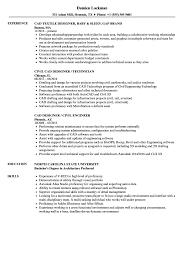 Electrical Cad Designer Jobs Designer Cad Resume Samples Velvet Jobs