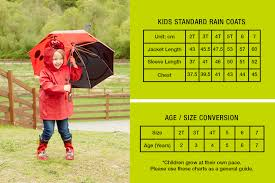 Rains Size Chart Western Chief Sizing Chart Family Footwear Since 1891