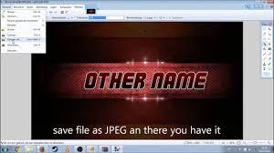 Paint Net Templates Red Banner Template Download Link Paint Net
