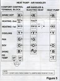 trane weathertron thermostat wiring diagram solidfonts weathertron thermostat wiring diagram solidfonts lux thermostat wiring diagram goodman nilza net trane weathertron heat pump