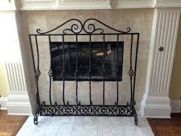 large fireplace screens large fireplace screen to fit a raised firebox large fireplace screens for large fireplace screens