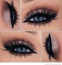eyeshadow for blue grey eyes how to rock makeup eye and blonde hair