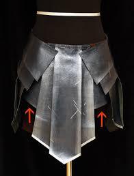 Wonder Woman Skirt Pattern