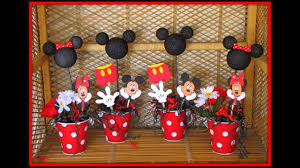 Minnie Mouse Baby Shower Decorations Mickey Mouse Baby Shower Decorations Ideas Youtube
