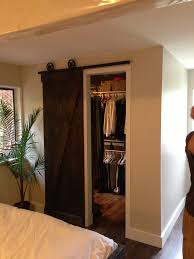 old barn wood ideas diy closet door walk in closetdio