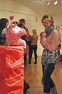Natalya Kraevskaya in the Hermitage's Youth Educational Center ...