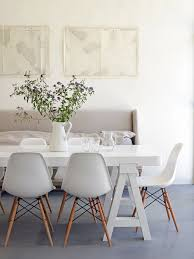 elegant white dining room chairs best 25 white dining table ideas on white dining room