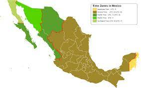 Time in Mexico - Wikipedia