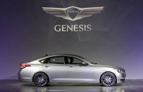 new car launches of 2015Launch Of Hyundai Motor Companys AllNew Genesis In Seoul  2015