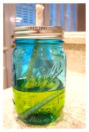 diy mason jar citronella candle oil lamp all you need is a mason jar