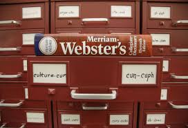 Merriam Webster Offers Compelling Explanation For Its Word Of The
