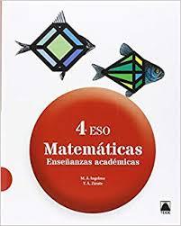 Matemáticas : Enseñanzas Académicas 4 ESO (Spanisch) Taschenbuch U2013 1. Mai  2016
