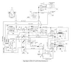 kohler lawn tractor wiring diagram Lawn Mower Wiring Schematics All Lawn Mower Wiring Diagrams