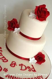 Wedding Anniversary Cake Ideas Diamond Designs Th Summer Dress For