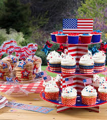 4th of July Baking Supplies