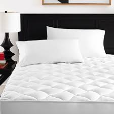 hypoallergenic mattress topper. Brilliant Hypoallergenic Zen Bamboo Ultra Soft Rayon Derived From Mattress Topper  Premium Hypoallergenic  Pad Throughout A