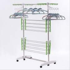 folding clothes rack. Contemporary Clothes Indoor 3 Tier Layer Folding Laundry Hanger Clothes Drying Rack Outdoor  Airer In E