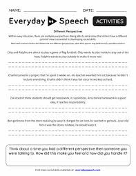 Q And A Game Featured Worksheets Everyday Speech Everyday Speech