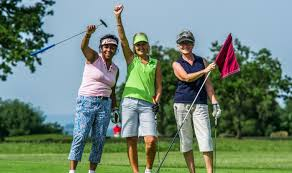 Swing Into Action: Ladies Golf Clinic | YMCA OF CENTRAL NEW YORK